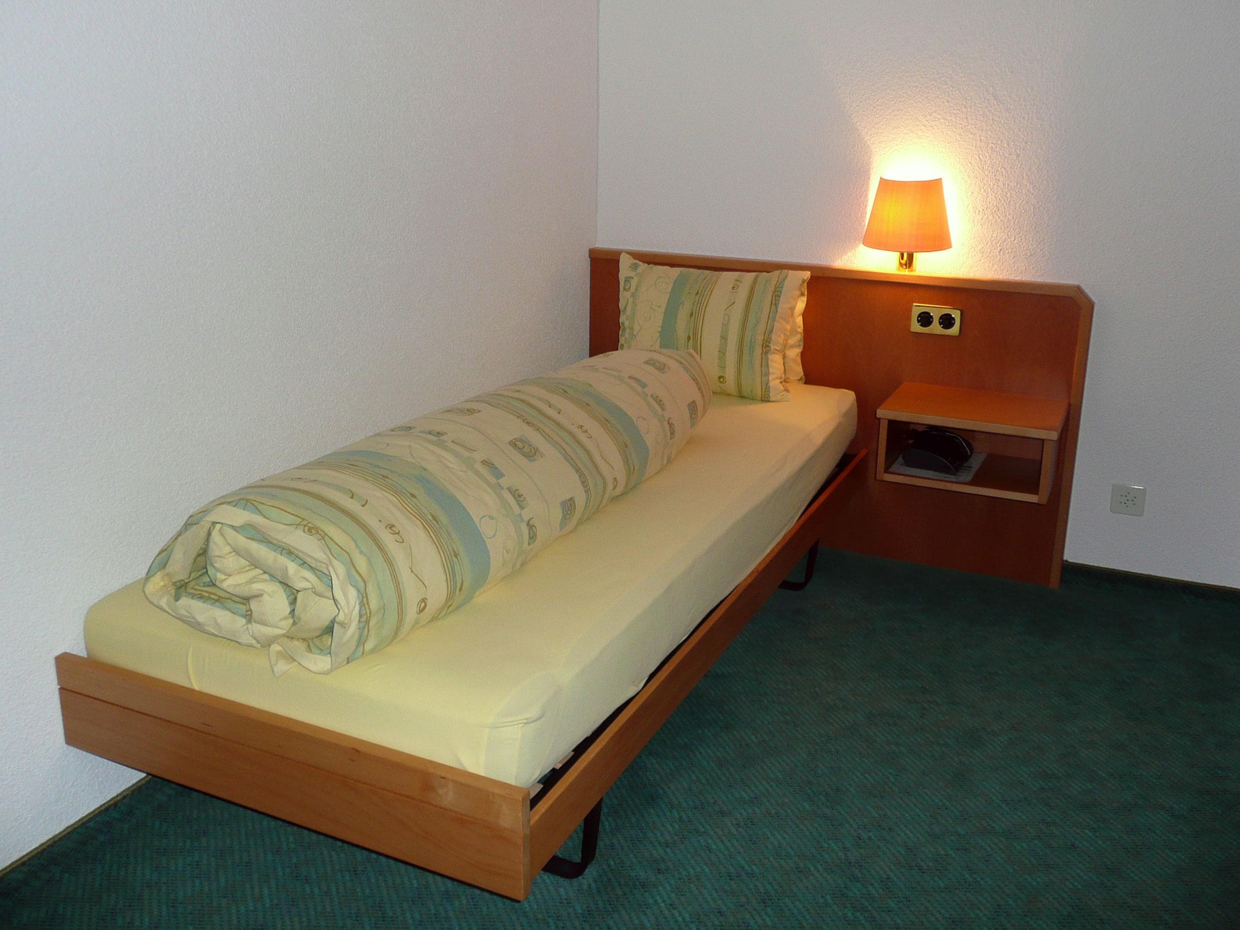 Einzelzimmer Hotel Furt